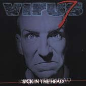 VIRUS 7 - Sick In The Head (2000) - CD