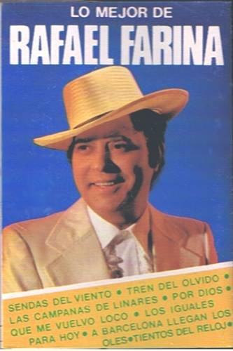 RAFAEL FARINA - Lo Mejor - Cassette Tape