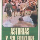JOAQUIN PIXAN - Asturias Y Su Folklore - Cassette Tape