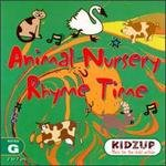 KIDZUP- Animal Nursery Rhyme Time (1996) - CD