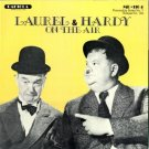 LAUREL & HARDY - On The Air - CD