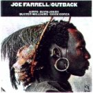 JOE FARRELL - Out Back (1972) - Cassette Tape