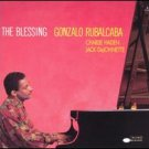 GONZALO RUBALCABA - The Blessing (1991) - Cassette Tape