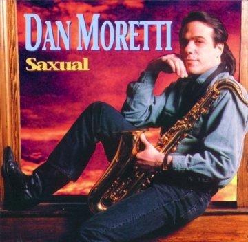 DAN MORETTI - Saxual (1994) - Cassette tape