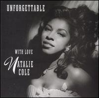 NATALIE COLE - Unforgettable With Love (1991) - Cassette Tape