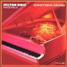 HILTON RUIZ - Something Grand (1987) - Cassette Tape