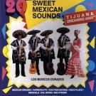 LOS MUSICOS DORADOS - 20 Sweet Mexican Sounds - CD