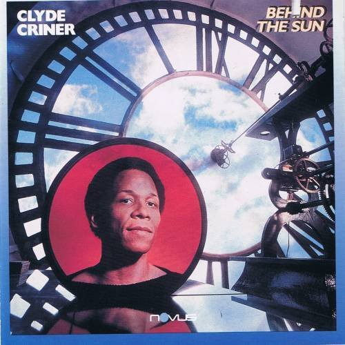 CLYDE CRINER - Behind The Sun (1988) - CD