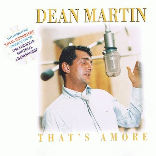 DEAN MARTIN - That's Amore (1996) - CD Siingle