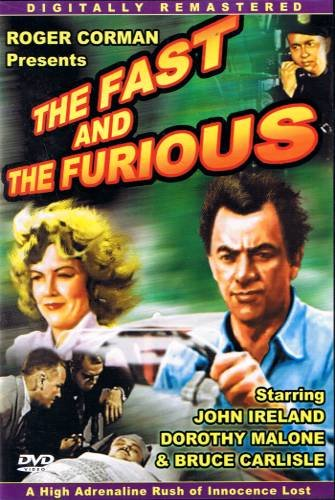 THE FAST AND THE FURIOUS (1954) - DVD