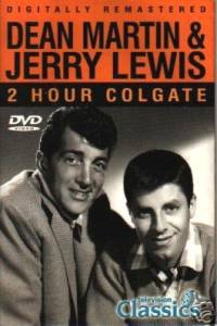 DEAN MARTIN & JERRY LEWIS - 2 Hour Colgate - DVD