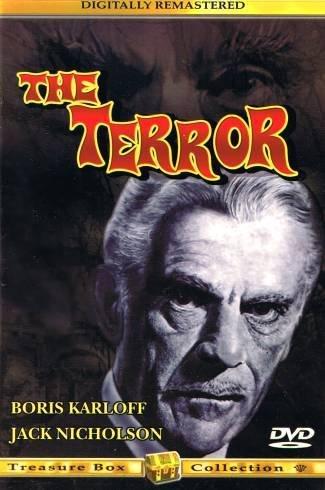 THE TERROR (1965) - DVD