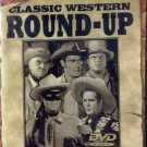 CLASSIC WESTERN ROUND UP - DVD