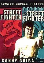 STREET FIGHTER (1974) / RETURN OF STREET FIGHTER (1975) - DVD