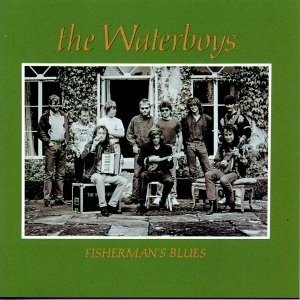THE WATERBOYS - Fisherman's Blues (1990) - Cassette tape