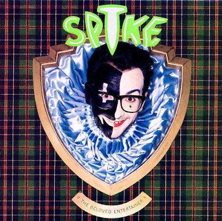 ELVIS COSTELLO - Spike (1989) - Cassette Tape