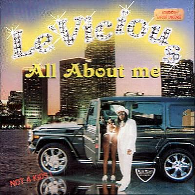 LE' VICIOUS - All About Me (2004) [PA] - CD EP