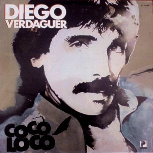 DIEGO VERDAGUER - Coco Loco (1982) - LP