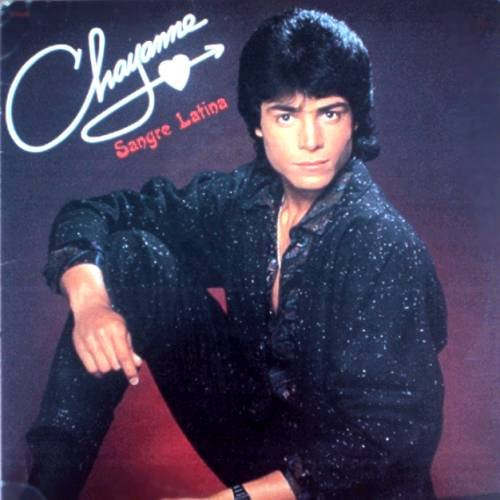 CHAYANNE - Sangre Latina (1986) - LP