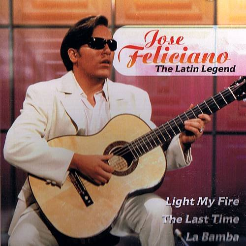 JOSE FELICIANO - The Latin Legend - CD