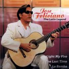 JOSE FELICIANO - The Latin Legend - CD