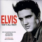 ELVIS PRESLEY - Elvis That's All Right - Live - CD