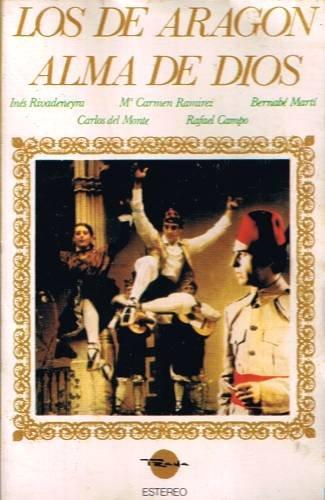 LOS DE ARAGON - Alma De Dios (1978) - Cassette Tape