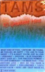 THE TAMS - 18 Greatest Hits (1988) - Cassette Tape