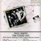 PAUL SMITH - The Good Life (1988) - Cassette Tape