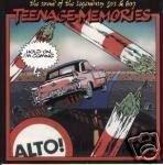TEENAGE MEMORIES - Hold On I'm Coming (1993)  - CD