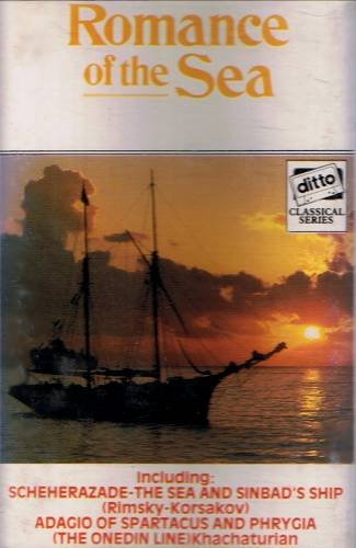 ROMANCE OF THE SEA -  Scheherazade / Tintangel - Cassette Tape
