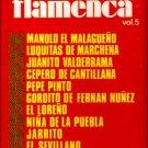 RONDA FLAMENCA - Varios Artistas Vol. 5 - Cassette Tape