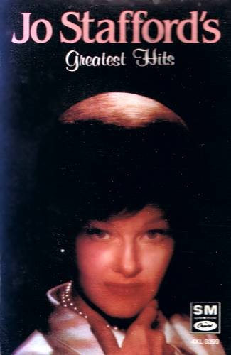 JO STAFFORD - Greatest Hits (1986) - Cassette tape