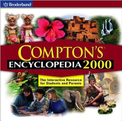 COMPTON'S ENCYCLOPEDIA 2000 - CD-ROM