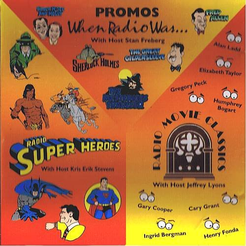 PROMOS - When Radio Was... - Stan Freberg - CD