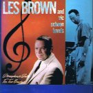 LES BROWN & VIC SCHEON BANDS - Stereophonic Suite For Two Bands (1983) - Cassette Tape