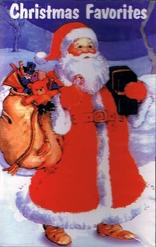 CHRISTMAS FAVORITES - Cassette Tape
