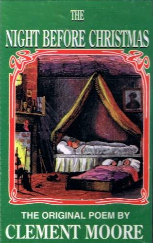 THE NIGHT BEFORE CHRISTMAS- Original Poem - Cassette Tape