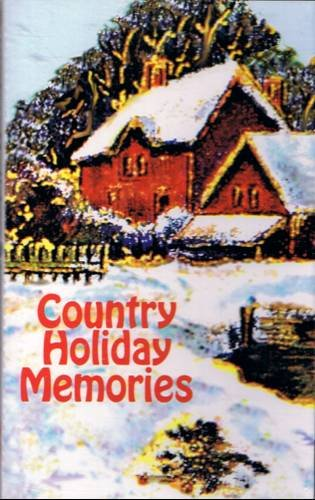 COUNTRY HOLIDAY MEMORIES - Christmas Cassette Tape