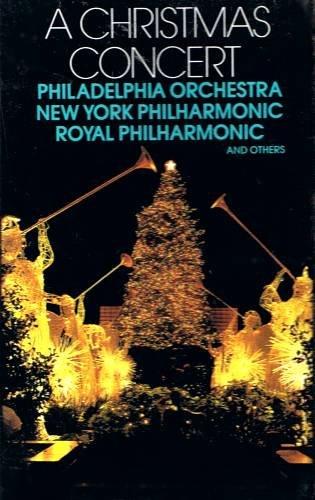 A CHRISTMAS CONCERT - Various Artist (1980) - Cassette Tape