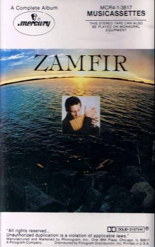 ZAMFIR - Zamfir -  Cassette Tape