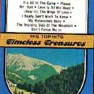 TOMMY EDWARDS - His Top Hits (1986) - Cassette tape