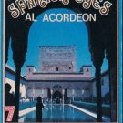 GRANADA / SPANISH EYES- Al Acordeon - Cassette Tape