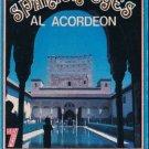 GRANADA / SPANISH EYES- Al Acordeon - Cassette Tape