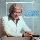 CHICO NOVARRO - El Amor Continua (1979) - LP