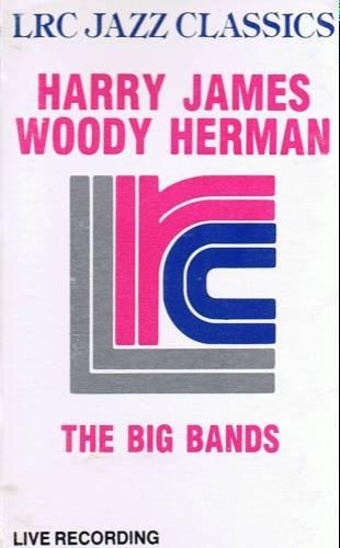 HARRY JAMES / WOODY HERMAN (1961) - Cassette Tape