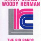 HARRY JAMES / WOODY HERMAN (1961) - Cassette Tape