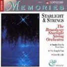 THE BROADWAY ORCHESTRA - Starlight & Strings (1992) - CD