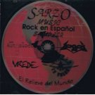 SARZO MUSIC - Rock En Español Sampler - CD