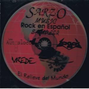 SARZO MUSIC - Rock En Español Sampler - CD